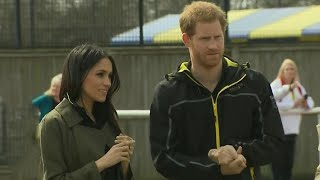 Prince Harry Speaks Out About Being 'Incredibly Grateful' for Meghan Markle in Rare Moment
