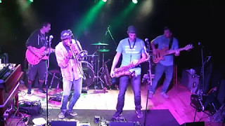 Tuesday Night Funk Jam @ Asheville Music Hall 5-9-2017