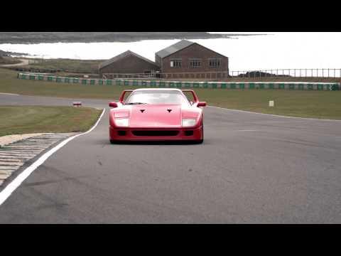 Blown Caddy, Drifting Ferraris - /DRIVE on NBC Sports EP10 PT3