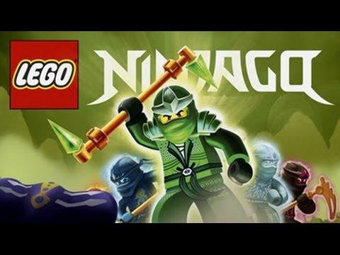Jogo Lego Ninjago Legendary Ninja Battles