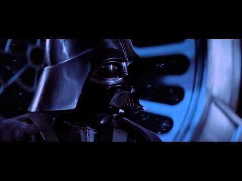 'Return of The Jedi' Blu-Ray : Darth Vader's