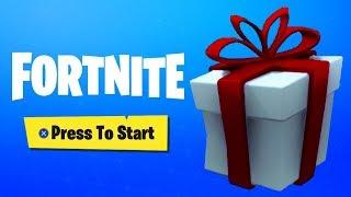 Fortnite GIFTING SKINS GAMEPLAY! (Gifting System in Fortnite)
