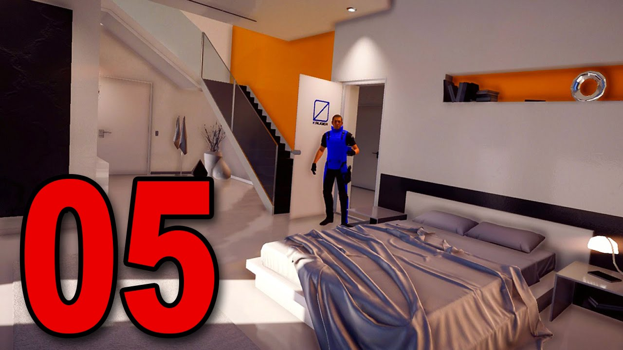 Mirror 39 s edge catalyst part 5 breaking and entering for Mirror gameplay walkthrough