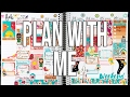 """Erin Condren Life Planner Plan with Me 