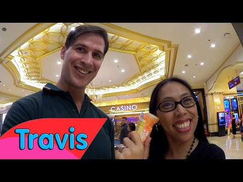 Couple go to Casino in PHILIPPINES...Find out how they did