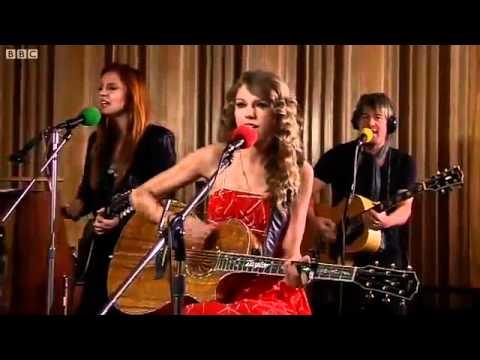 BBC Radio 1 Live Lounge Taylor Swift TSOU Acoustic