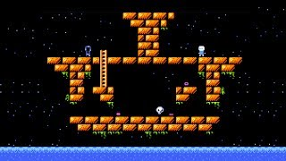 [Full GamePlay] Alter Ego by Shiru (Homebrew) [Nes/Famicom]