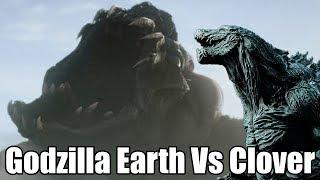 Godzilla Earth Vs Cloverfield - Why A Full Grown Cloverfield Could Not Beat Godzilla Earth