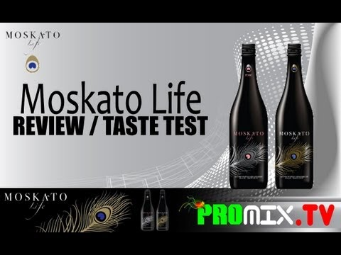 Moskato Life - Review / Taste Test