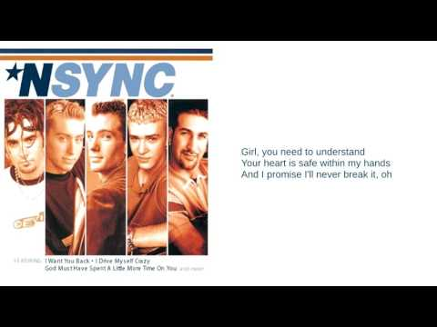 N'Sync: 04. For The Girl Who Has Everything (Lyrics)
