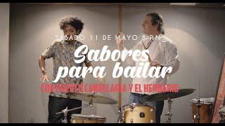 Herbario y Puerto Candelaria: Colombia Jammy [Rodrigo Isaza en el estudio de Puerto Candelaria]