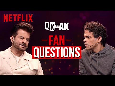 AK vs AK Simplified with Anil Kapoor & Vikramaditya Motwane | Netflix India