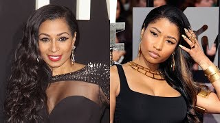 The Truth about Nicki Minaj and Karlie Redd from Love and Hip Hop | True Story