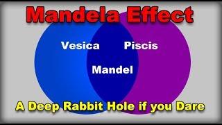 Mandela Effect - I found a Rabbit Hole if you dare!