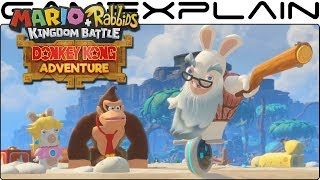 Mario + Rabbids Kingdom Battle: DK Adventure DLC - Game & Watch (Nintendo Switch)