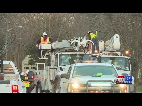National Grid makes significant progress in power restoration efforts