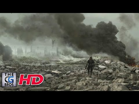 "CGI VFX Breakdowns HD: ""PlayStation 4: Killzone Shadow Fall"" - by MPC (Moving Picture Company)"