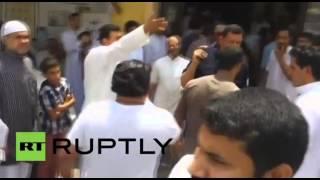 السعودية..  قتلى في انفجار استهدف مسجدا ببلدة القديح في القطيف