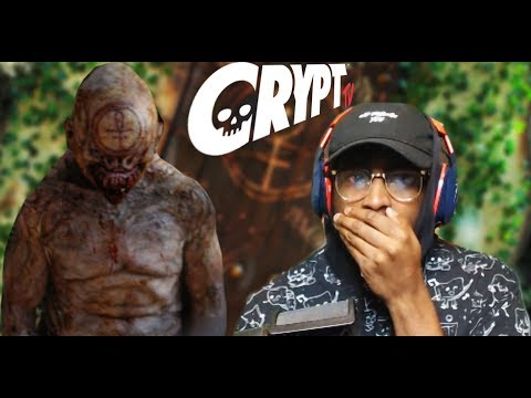 MOVIE NIGHT #18   The Door in the Woods Crypt TV REACTION