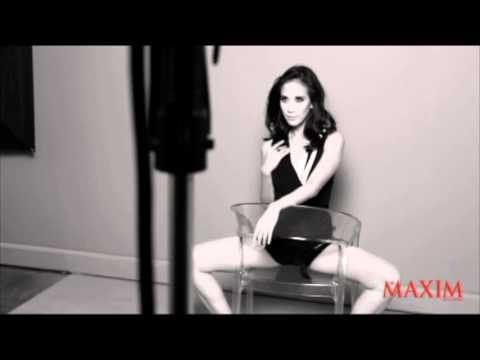 Fanny Fabriana on MAXIM Indonesia October 2013 Issue