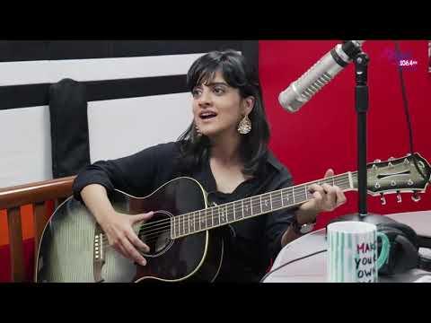 Preet Song | Jasleen Royal | Acoustic Cover Version In MAGIC FM Studios With RJ KARAM