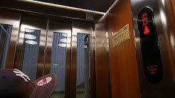 Old Hissinhuolto (mb Kone) traction elevator/lift in Aleksanterinkatu 29, Lahti