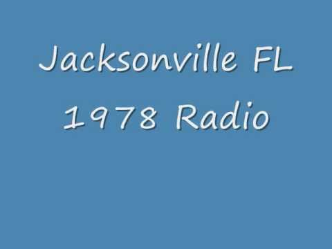 Jacksonville FL 1978 Radio