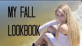 My Fall Lookbook 2013