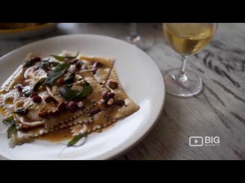 Capriccio Osteria and Bar Leichhardt in Sydney serving delicious Italian Food