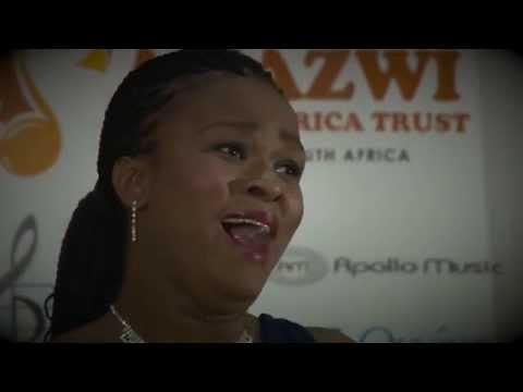 Amazwi Omzansi Africa National Singing Opera Competition 2015