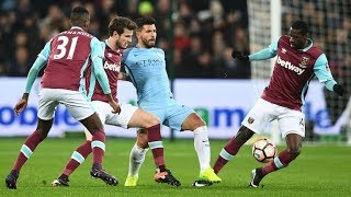 Man City vs West Ham Goals and highlights