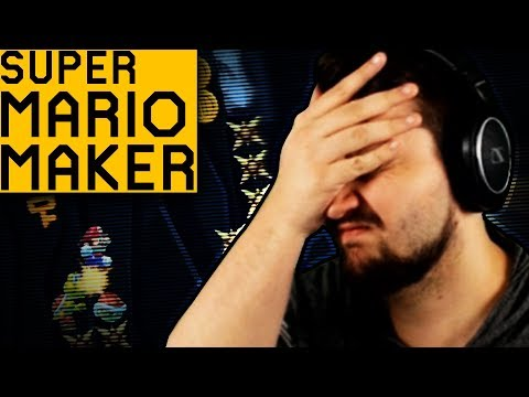 witwix plays super mario maker super expert on the internet w/ pals guide gameplay/walkthrough