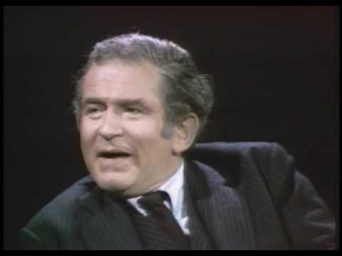 William Buckley Interviews Norman Mailer on Firing Line (1968) Part 1