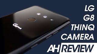 Компанія LG ThinQ огляду камери Г8 - ручний режим чемпіона