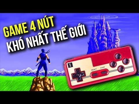PHÁ ĐẢO GAME 4 NÚT KHÓ NHẤT THẾ GIỚI – NINJA GAIDEN 3 !!!