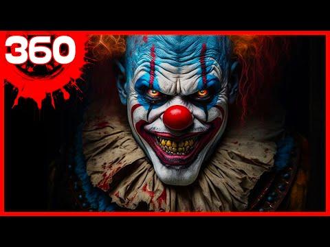 360 VR Video | Killer Clown
