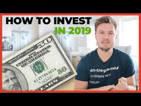 HOW TO INVEST MONEY FOR BEGINNERS IN 2019 - STOCK MARKET INVESTING/BUSINESSES/EDUCATION