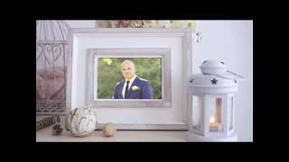 Слайд шоу из фото+ песня в подарок на день рождения мужу #MFYRND