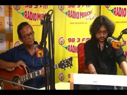 Rupam Islam vs Sidhu - at Radio Mirchi Kolkata