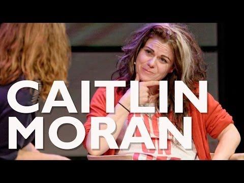Caitlin Moran - International Authors' Stage - The Black Diamond