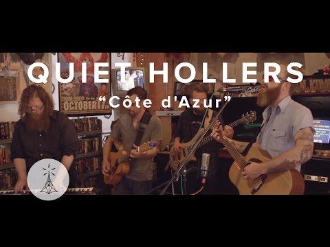 99. Quiet Hollers - Côte d'Azur — Public Radio /\ Sessions