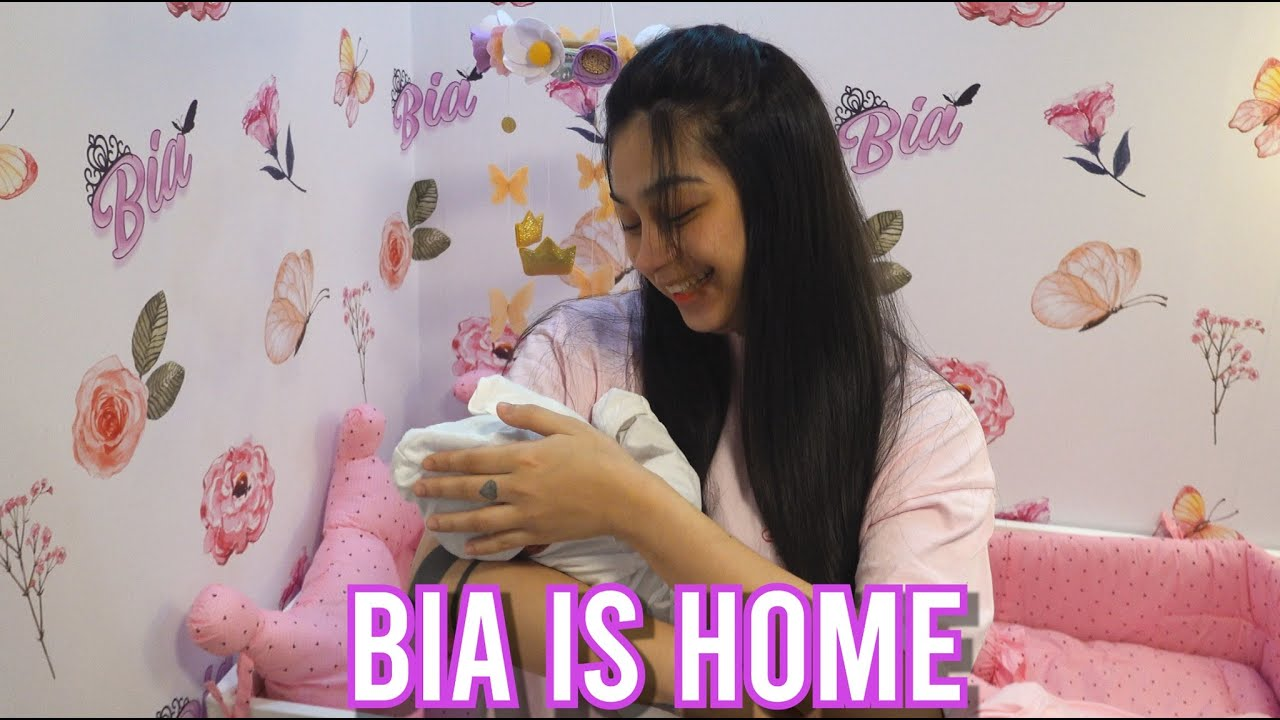 MY JOURNEY / DELIVERY (BIA IS HOME) ❤️ | ZEINAB HARAKE