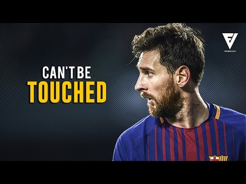 Lionel Messi - Can't Be Touched - Magical Skills | Tricks | Passes - 2017 HD
