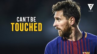 Lionel Messi Can T Be Touched Magical Skills Tricks Passes 2017 HD