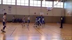 Basket U17 Région CLOCA Achères VS Villemomble Sports 2020 01 19