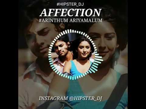 Arinthum ariyamlaum love theme
