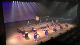 打てや囃さん - 第12回 ながと和太鼓フェスティバル