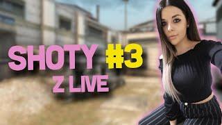 Shoty z Live #3
