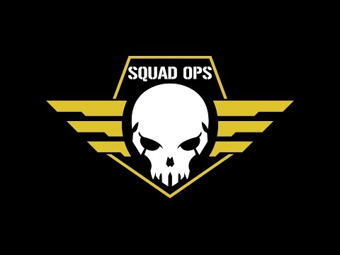 OpsCast Ep. 2 (Squad Leading, Fireteams, Commanding, Suppression, Target Acquisition)