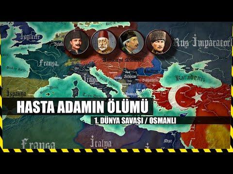 1. Dünya Savaşında Osmanlı Devleti - Osmanlı Devleti'nin Yıkılışı - Osmanlı Dağılma Dönemi